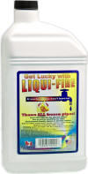 Liqui-Fire thaws frozen water intake pipes and drains & sewers, septics, and all residential systems safely.